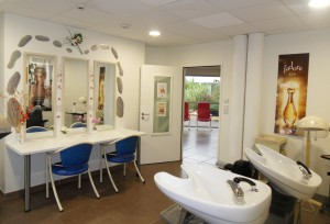 Salon de coiffure et esthétique
